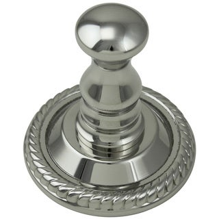 Jado 818 Series Platinum Nickel Robe Hook