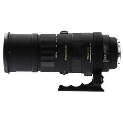 Sigma APO 150-500mm F5-6.3 DG OS HSM Telephoto Zoom Lens