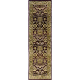 Generations Red/ Gold Rug (2'3 X 7'6)
