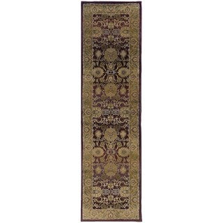 Generations Red/ Gold Rug - 2'7 X 9'1