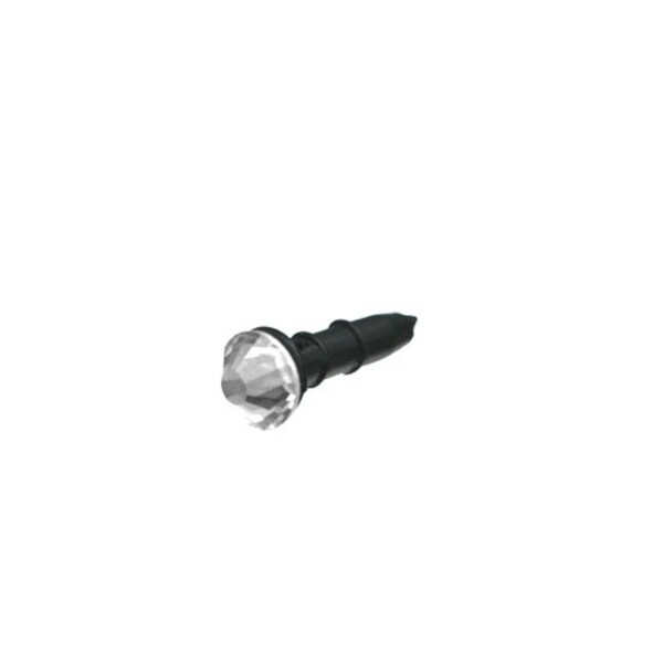 BasAcc Universal Clear Crystal 3.5mm Dust Cap