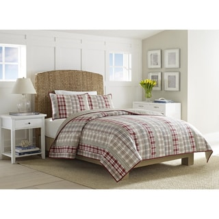 Nautica Harber Hill Cotton Reversible Quilt