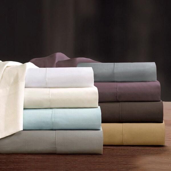 Sleep Philosophy 300 Thread Count Liquid Pima Cotton Sheet Set