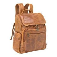 LeDonne DS-4020 Distressed Leather Tan