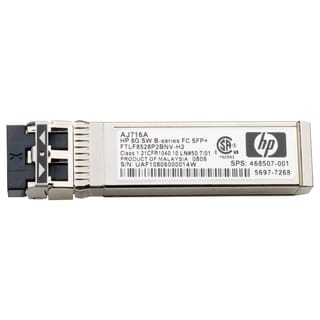 HP MSA 2040 16Gb Short Wave Fibre Channel SFP+ 4-Pack Transceiver