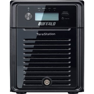 BUFFALO TeraStation 3400 4-Drive 4 TB Desktop NAS for Small Business