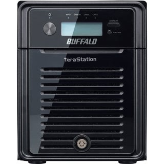 BUFFALO TeraStation 3400 4-Drive 12 TB Desktop NAS for Small Business