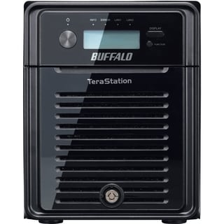 BUFFALO TeraStation 3400 4-Drive 16 TB Desktop NAS for Small Business
