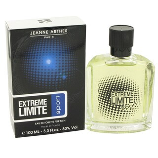 Jeanne Arthes Extreme Limite Sport Men's 3.3-ounce Eau de Toilette Spray