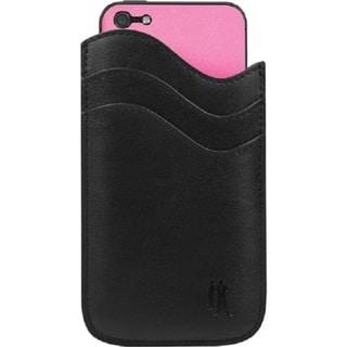 BodyGuardz Pink Black Pocket Case for iPhone 5