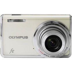 Olympus FE-5020 12MP White Digital Camera