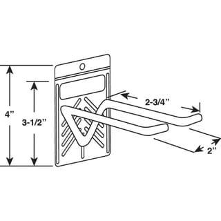 Slatwall Garage Organization Tool Kit with Accessories