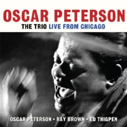 Oscar Peterson - Oscar Peterson Live From Chicago