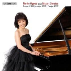 W.A. MOZART - PIANO SONATAS NOS. 10 11 12