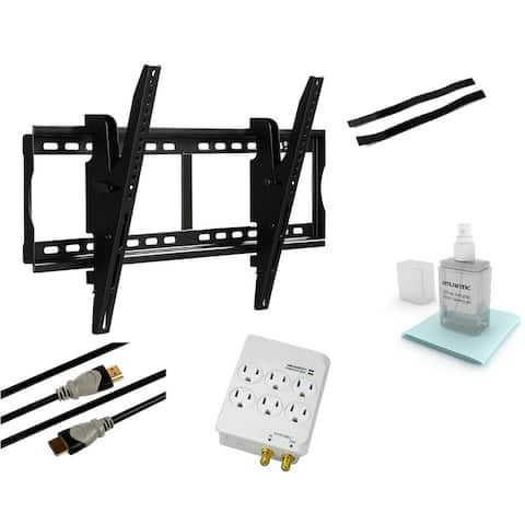 Atlantic Tilting TV Mount Kit for 37 to 70-inch TVs