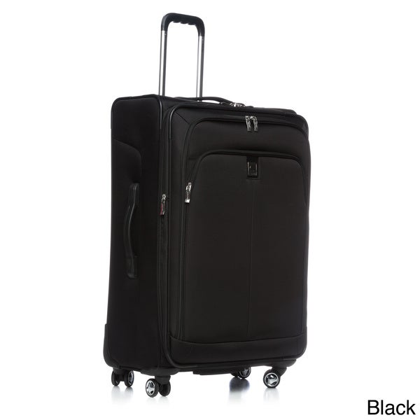 delsey luggage helium x 39 pert lite 25 inch expandable medium spinner suiter trolley free. Black Bedroom Furniture Sets. Home Design Ideas