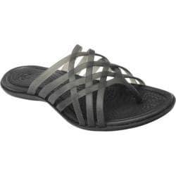 Crocs Huarache Flip-Flop Black