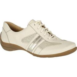Women's Naturalizer Faina White Napa Leather/Mesh/Night Pewter Napa Leather
