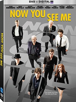 Now You See Me (DVD)