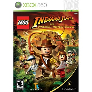 Xbox 360 - Lego Indiana Jone The Original Adventures