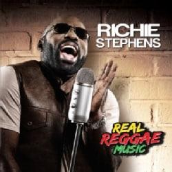 RICHIE STEPHENS - REAL REGGAE MUSIC