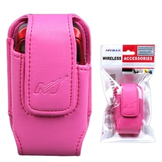 INSTEN Hot Pink Vertical Pouch for Samsung A137/ A437/ A303/ M310