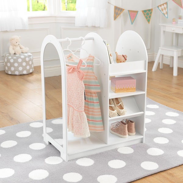 KidKraft Letu0026#x27;s Play Dress Up Unit