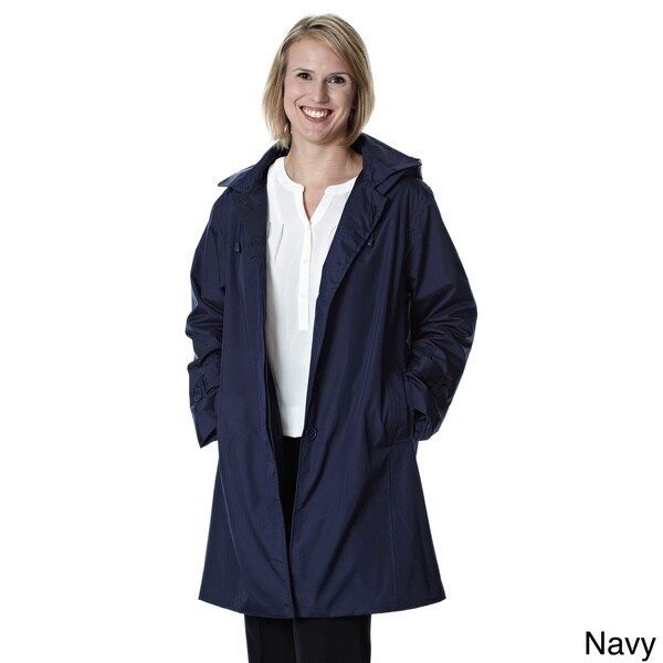 Totes Weather Stoppers Women's Raincoat
