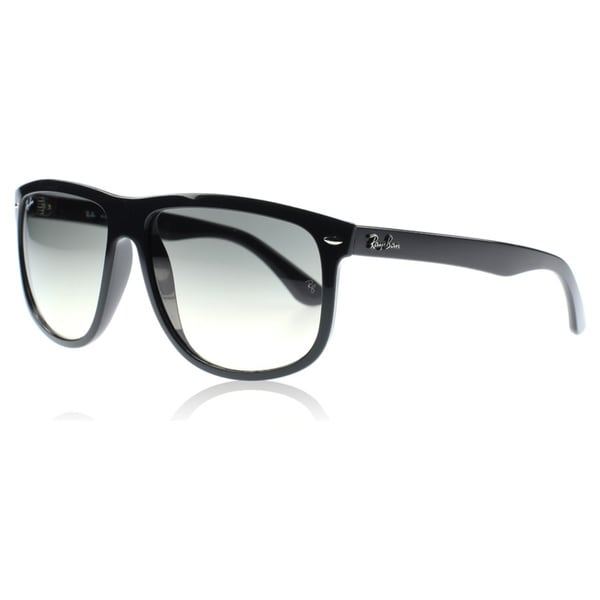 b1ec9a92c0 Shop Ray-Ban RB4147 Waycat Black  Crystal Grey Modern Sunglasses ...
