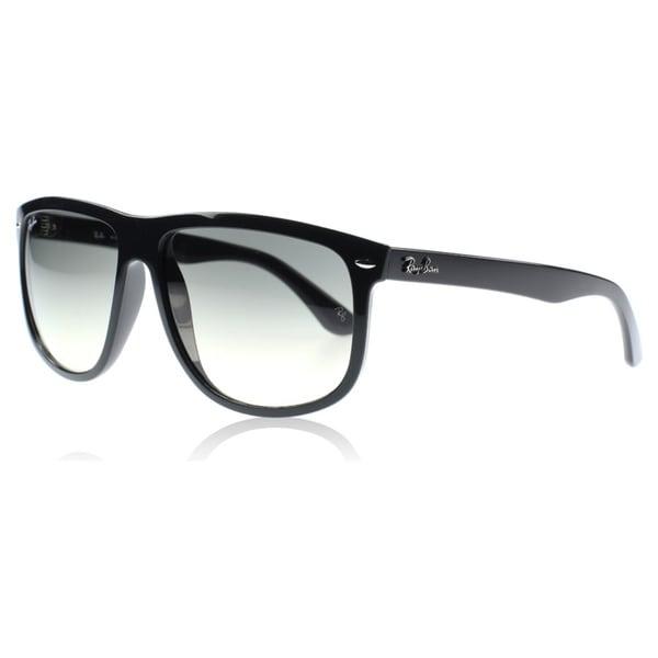 4d18f7ed2db Shop Ray-Ban RB4147 Waycat Black  Crystal Grey Modern Sunglasses ...
