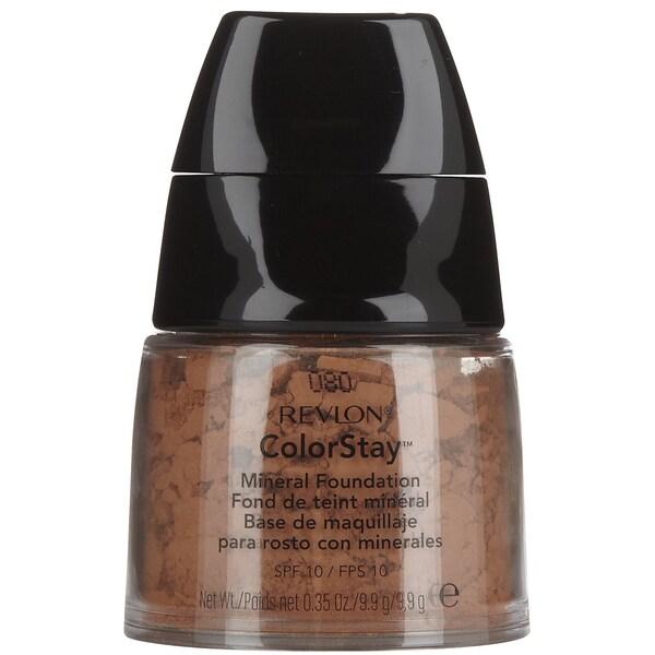 Revlon ColorStay Deep #080 Mineral Foundation SPF 10
