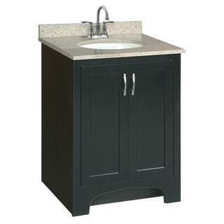 design house ventura espresso 2 door vanity cabinet - Bathroom Vanity Cabinets