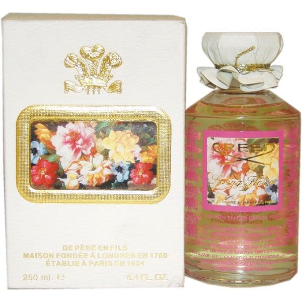 Shop Creed Spring Flower Womens 84 Ounce Millesime Splash Free