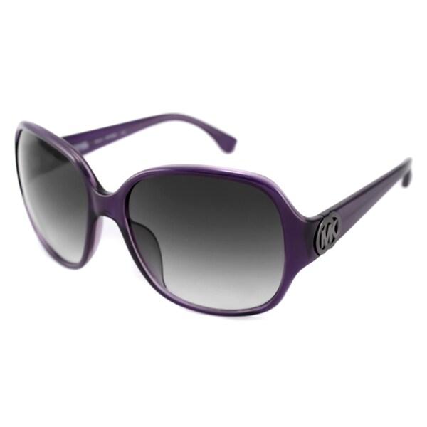 Michael Michael Kors Women's M2788S Salina Rectangular Sunglasses