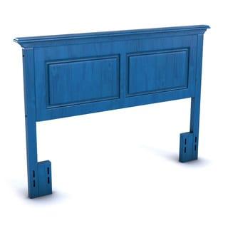 Mantua Cottage Style Wedgewood Blue Headboard