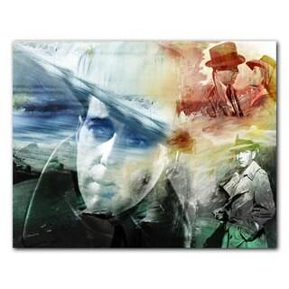 Ready2HangArt 'Humphry Bogart' Acrylic Wall Art - Multi-color