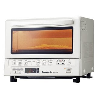 Panasonic NB-G110PW White FlashXpress Toaster Oven