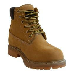 Boys' AdTec 7017 6in Waterproof Boot Tan