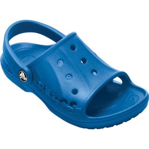 4ecea4d68c4 Shop Children s Crocs Baya Slide Sea Blue - Free Shipping On Orders Over   45 - Overstock - 8052619