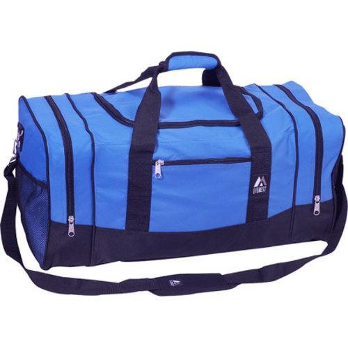 7acbd673b Shop Everest Sporty Gear Bag 025 Royal Blue/Black - Free Shipping On Orders  Over $45 - Overstock - 8064008