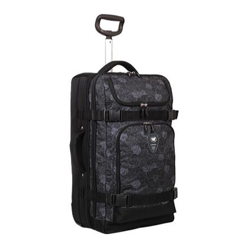 J World Carry-on Rolling Travel Case Hawaii