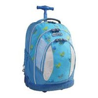 J World Ergonomic Rolling Backpack Bees