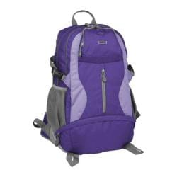 J World Outdoor Backpack Purple
