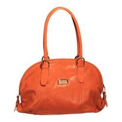 Women's Latico Taylor Tote 7414 Orange Leather