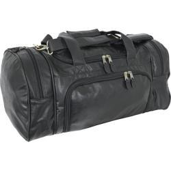 Mercury Luggage Highland Series Carry-On Sport Locker Bag Black