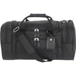 Mercury Luggage Signature Series Carry-On Sport Locker Bag Black