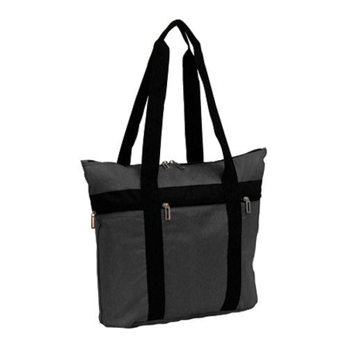 Women's TPRC 19in EZ-Expand Metro Tote Black