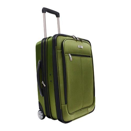 Shop Traveler s Choice Sienna 21in Hybrid Hard-Shell Rolling Garment Bag  Forest Green - Free Shipping Today - Overstock - 8073169 9808e2fc02538