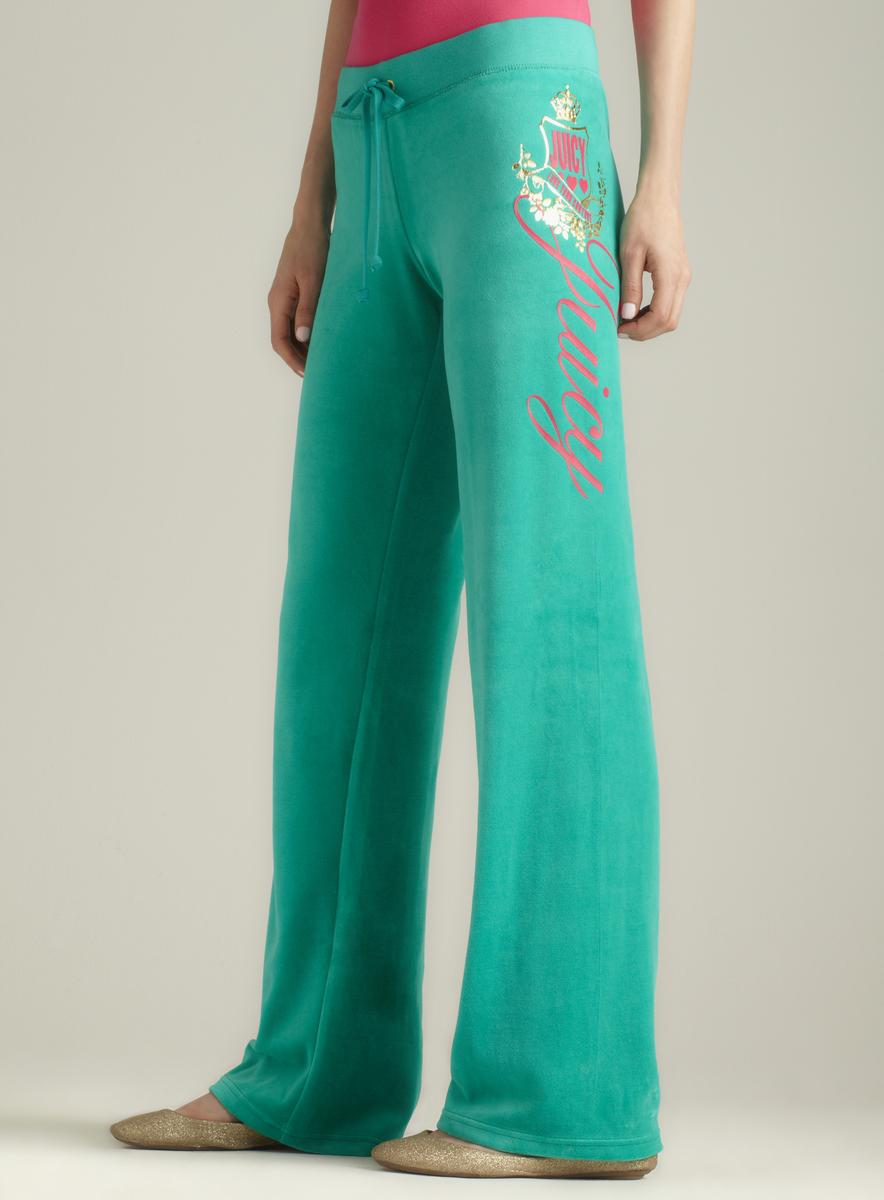 Juicy Couture Love Your Couture Drawstring Pant