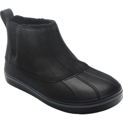 47e0cc785 Shop Men s Crocs AllCast Duck Shoe Black Black - Free Shipping Today -  Overstock - 8077289